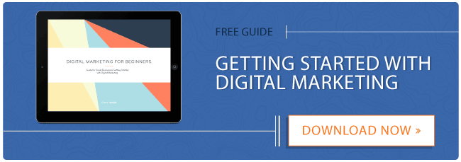 Free Download Beginner's Guide to Digital Marketing