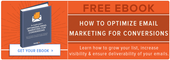 Learn inbound email marketing with HubSpot Academy.