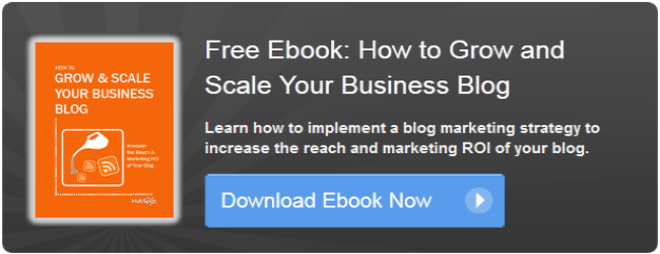 Grow and Scale Your Business Blog