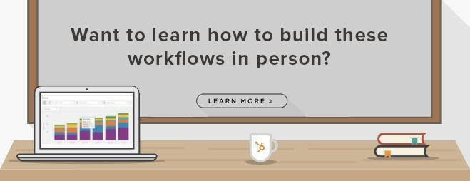 Want to learn how to build these workflows in person?