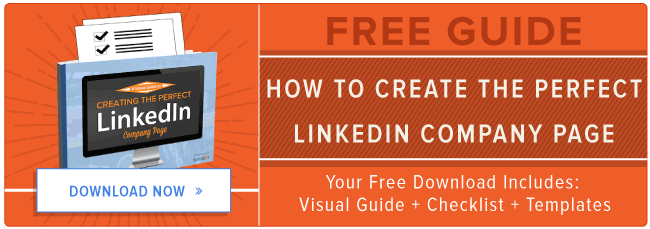 free guide to linkedin company pages