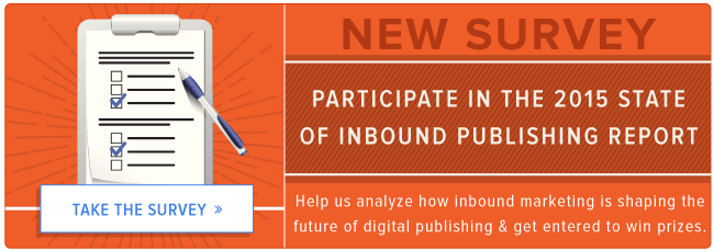 participate in the state of inbound publishing report