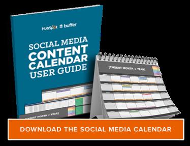 get the free social media contet calendar template