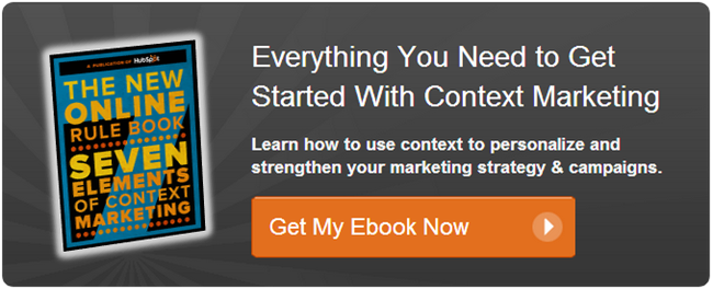 free context marketing ebook