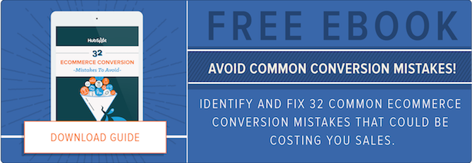 32 Ecommerce Conversion Mistakes to Avoid