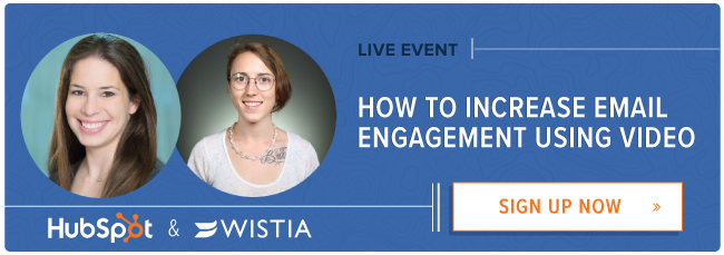 email engagement using video
