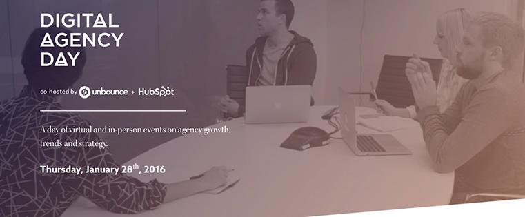 Register Now for Digital Agency Day