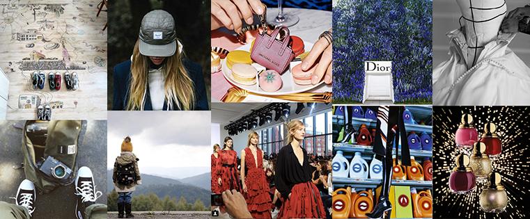 Socially Stylish: 10 Fashion Brands With Impressive Instagram Accounts
