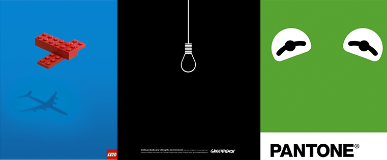 24 Minimalist Print Ads to Inspire Your Creativity