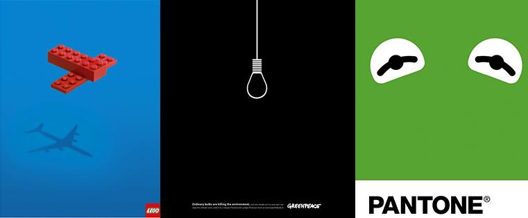 24 Minimalist Print Ads to Inspire Your Creativity