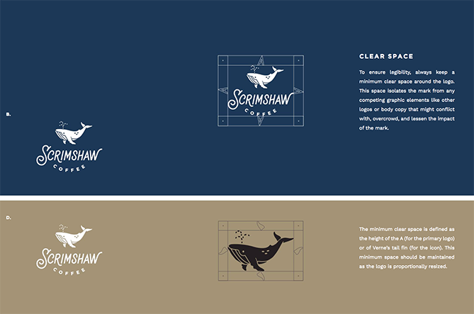 22 Brand Style Guide Examples for Visual Inspiration style coffee 03