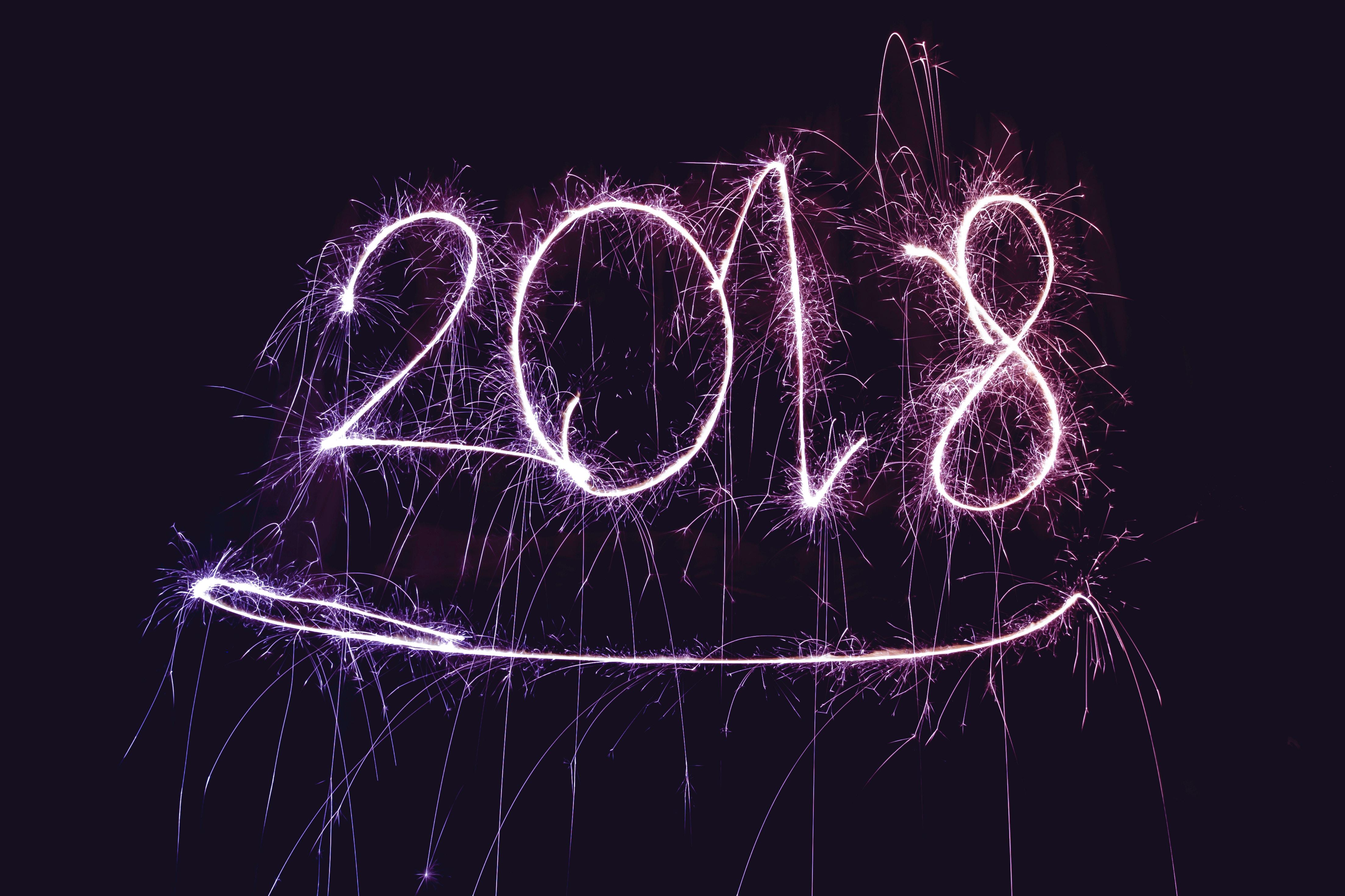 6 Social Media Resolutions for 2018