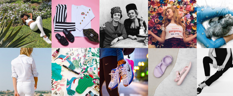 15 Fashion Brands You Should Follow on Instagram for Marketing Inspiration