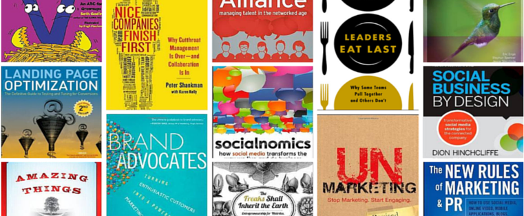 How to Add Business Books to Your Shelves Without Spending a Dime