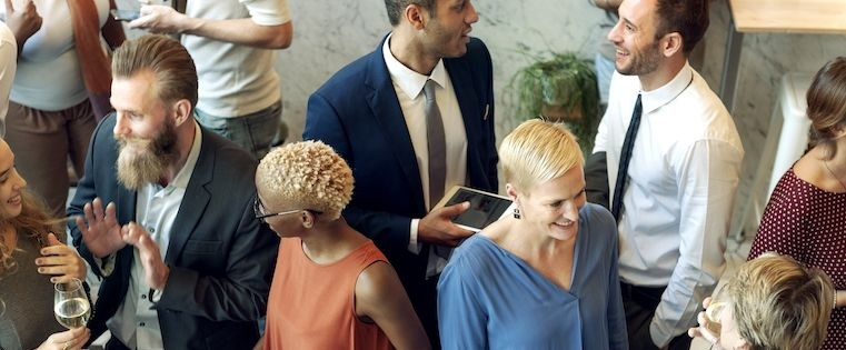 15 Surprising Stats on Networking and Face-to-Face Communication