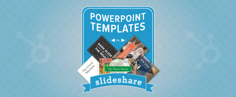 5 Pre-Designed PowerPoint Templates for Creating SlideShare Presentations