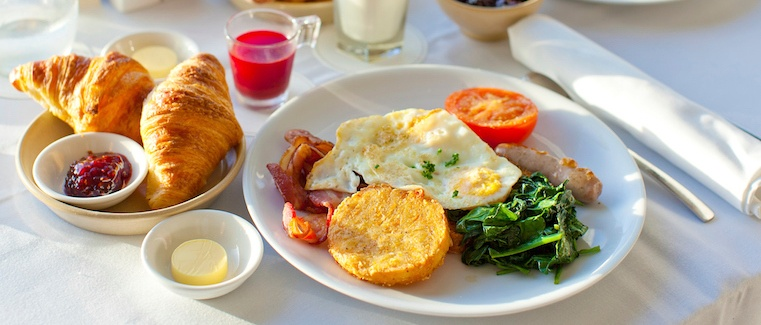 What Successful Business Leaders Eat for Breakfast [Infographic]