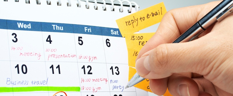7 Scheduling Hacks to Help You Regain Control of Your Day
