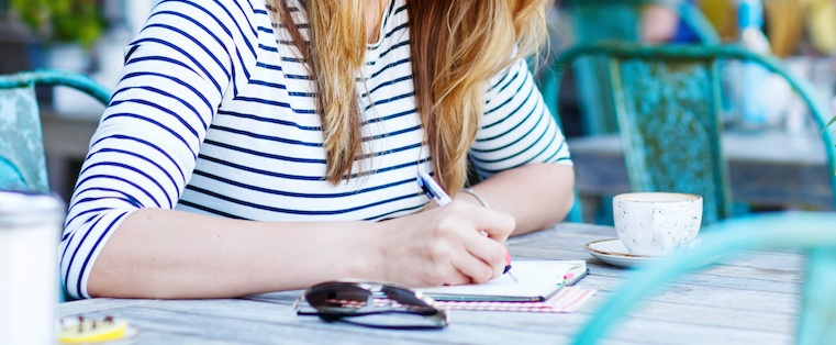 Want to Be Productive All Day Long? Start With a Morning Freewrite