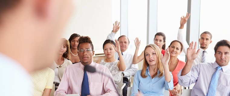 The Right Way to Handle Tough Questions During Presentations [SlideShare]