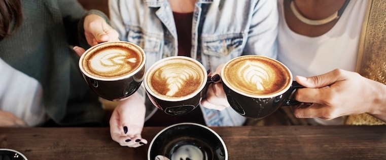 How, When, and Why Coffee Makes Salespeople More Productive [Infographic]