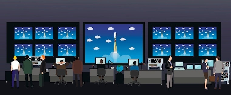 Why CRM Is Your Sales Team's Mission Control [Infographic]