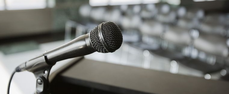 Effective Public Speaking: Tips & Tricks to Succeed at Your Next Event