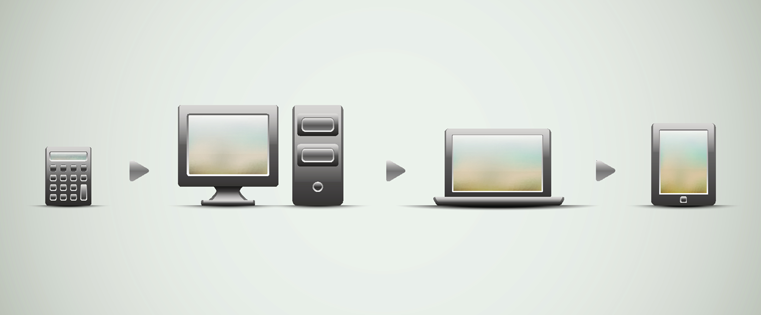 8 Years, 4 Major Trends: The Evolution of Websites From 2007 to Now