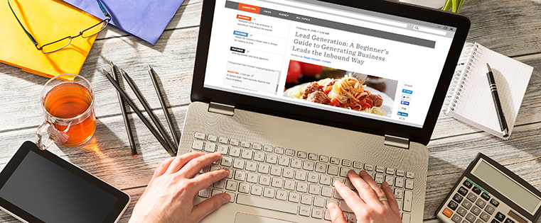 How the HubSpot Marketing Blog Actually Generates Leads (Hint: It's Not How You Think)