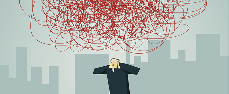 Are Marketers' Stress Levels Approaching the Danger Zone? [Infographic]