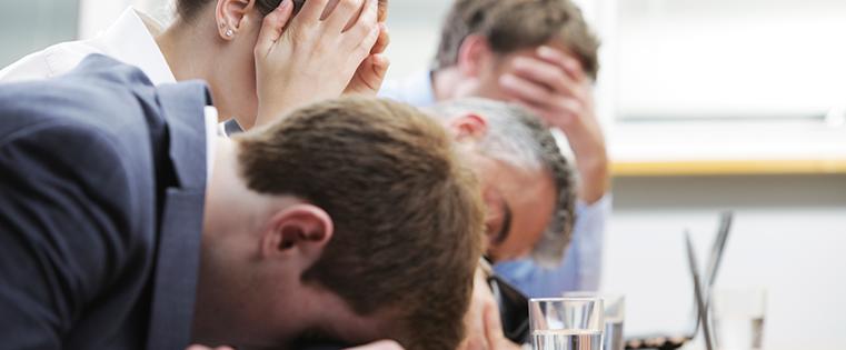 12 Types of People Who Wreck Meetings [SlideShare]