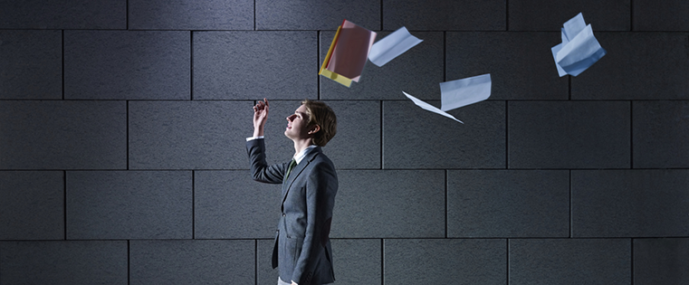 4 Reasons Why Your New Business Exec Is About to Quit