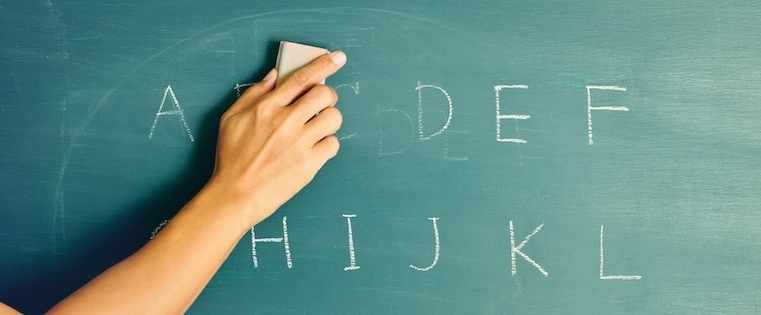 3 Old-School Sales Acronyms to Erase From Your Vocabulary