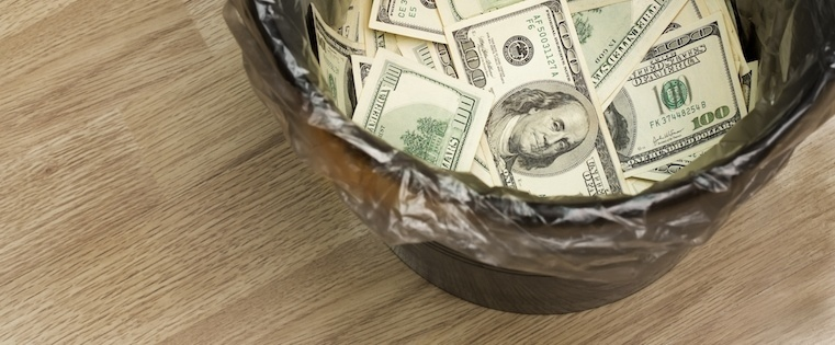 This Sales Mistake You're Making Is Like Throwing Away Free Money