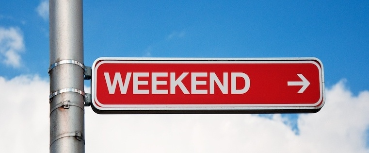 The 14 Things Successful People Spend Their Weekends Doing [Infographic]