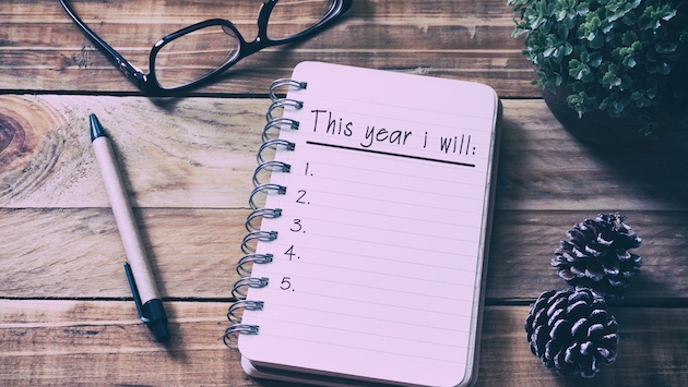 11 New Year's Resolutions You Should Actually Keep