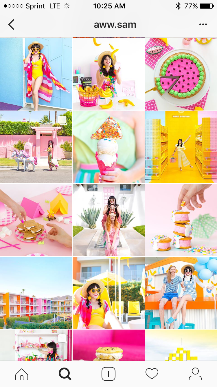 12 Stunning Instagram Themes How To Borrow Them For Your