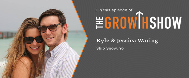 Snow for Sale? How One Couple Built a Booming Side Business From Boston's Biggest Blizzard [Podcast]