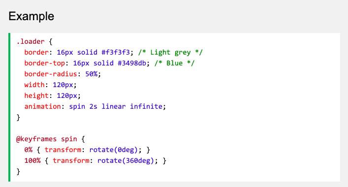 CSS- Loading -Animation-1