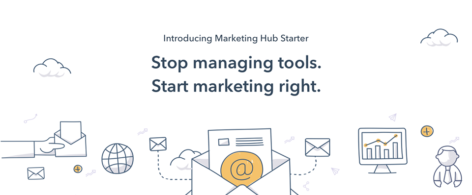How Can Marketing Hub Starter Support Your Team Organization?
