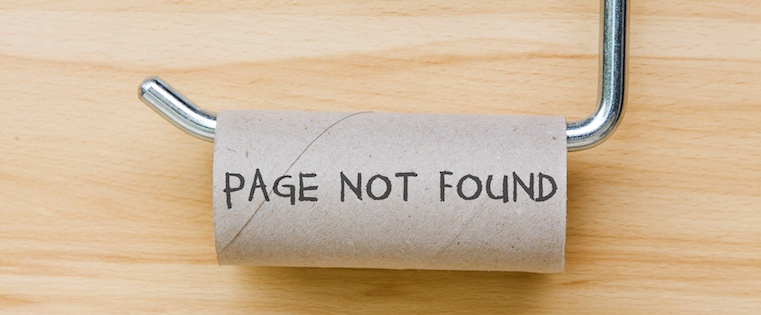 24 Clever 404 Error Pages From Real Websites