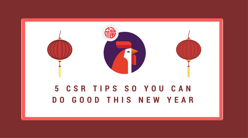 5 CSR Tips So You Can Start Giving Back This New Year