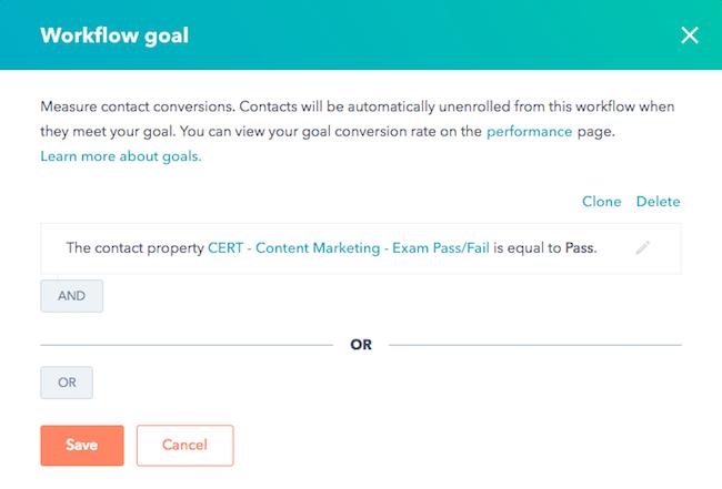 650 workflow goal blog