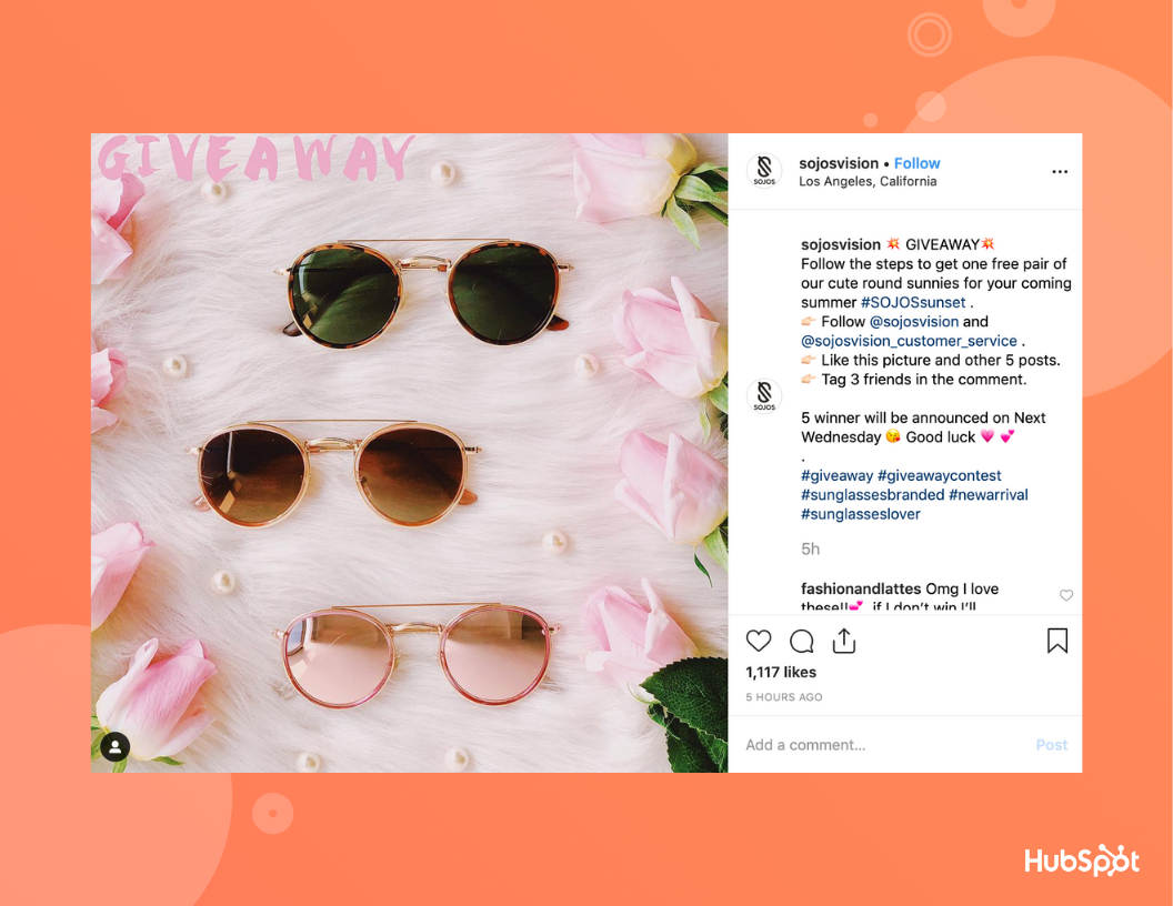 7 Tips for Running Engaging Instagram Giveaways, Plus Examples and Ideas