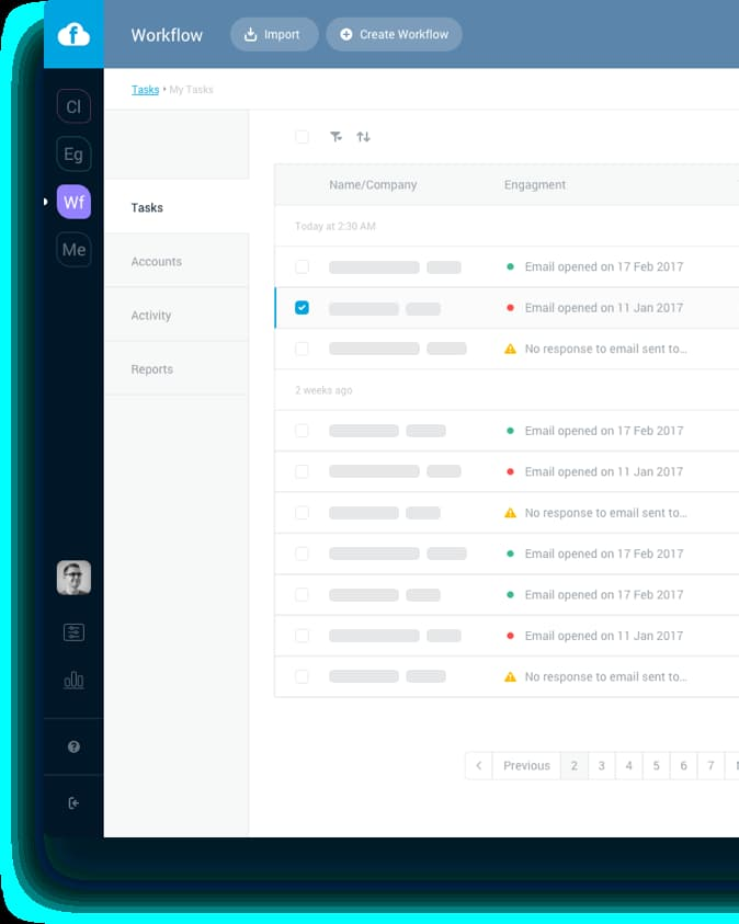 Fileboard sales engagement platform
