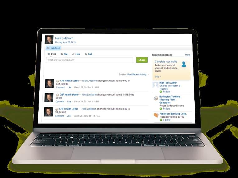 SAP CallidusCloud dashboard