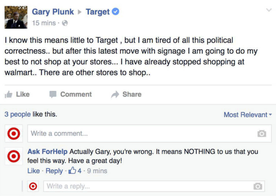 Target-Customer-Experience
