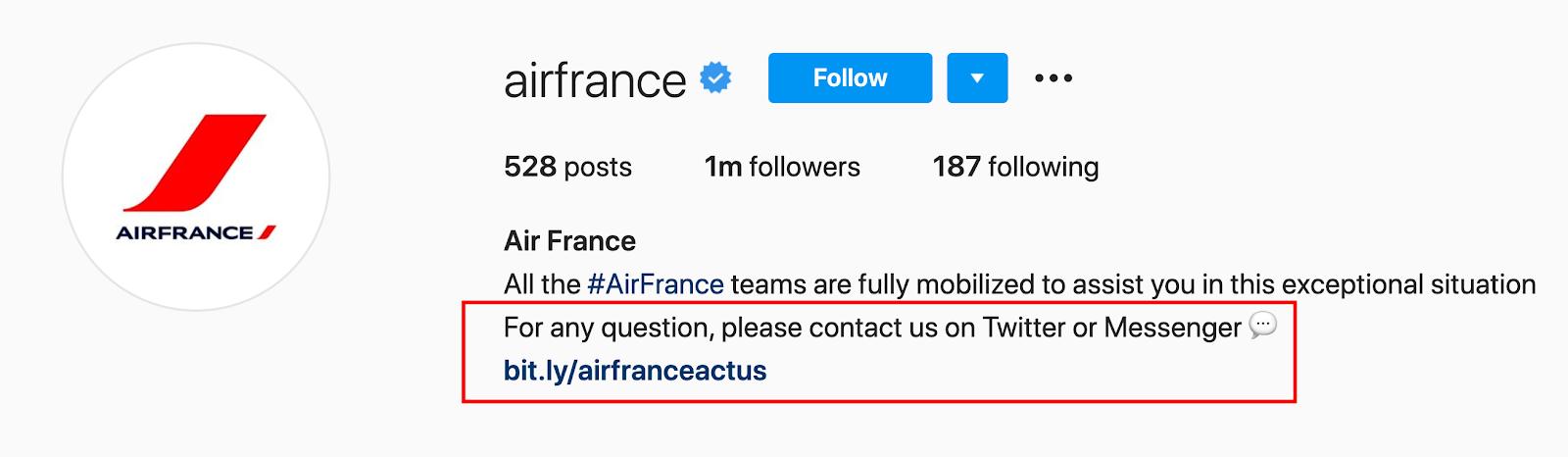 AIr-France-Customer-Service-Instagram