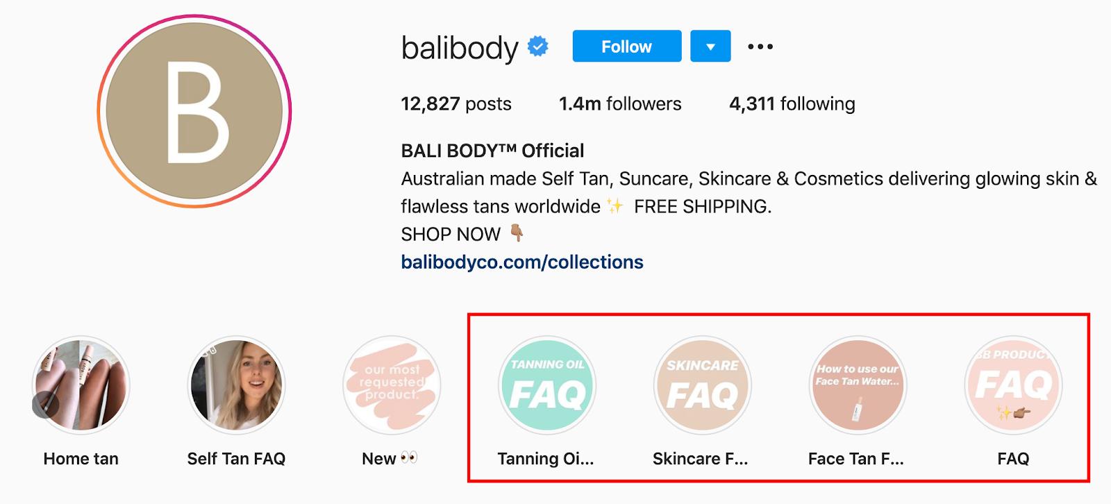 Balibody-Instagram-customer-service