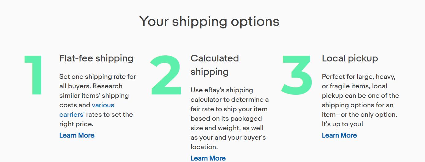 eBay-Shipping